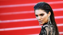 Wow, Kendall Jenner Looks Stunning In This Completely Sheer