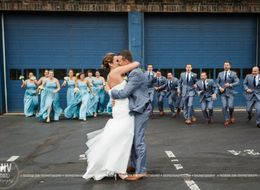 23 Real Wedding Photos That Will Make You Feel Warm And Fuzzy