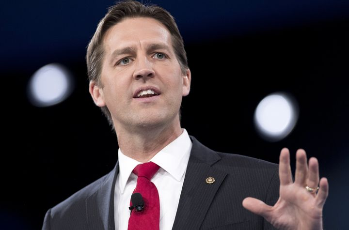 Sen. Ben Sasse (R-Neb.) has been leading the effort to get a third-party alternative to Donald Trump.