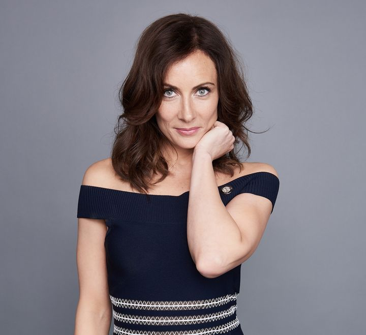 """If you love a woman, you should be a feminist,"" Benanti said."
