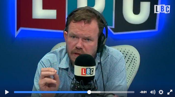 James O'Brien Uses Winston Churchill To Demolish Boris Johnson's EU-'Hitler'