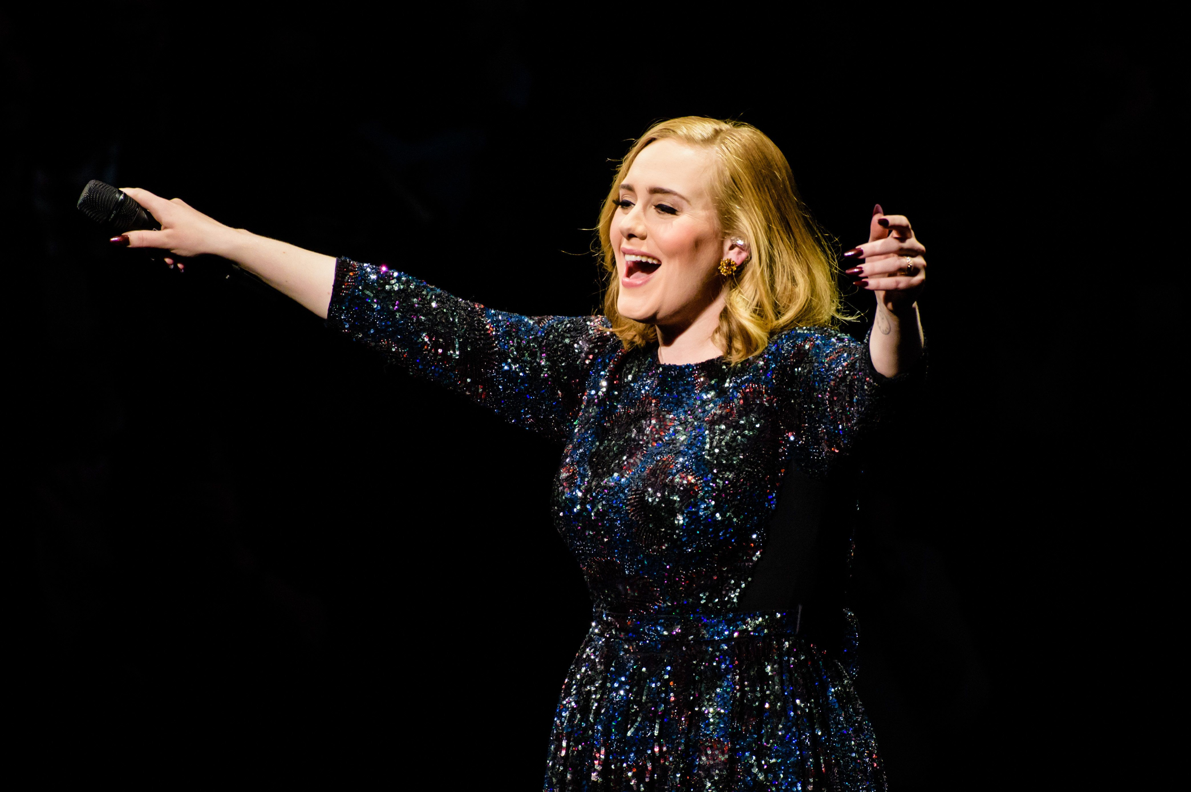 Adele's Infectious New Single Will Get Stuck In Your