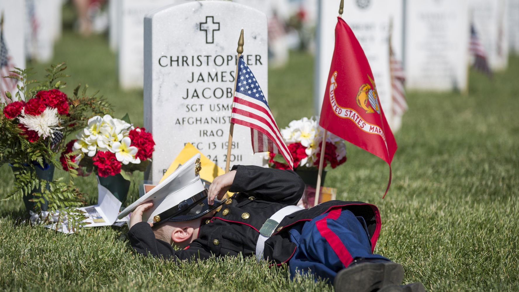 These Emotional Photos Show The Real Reason For Memorial Day