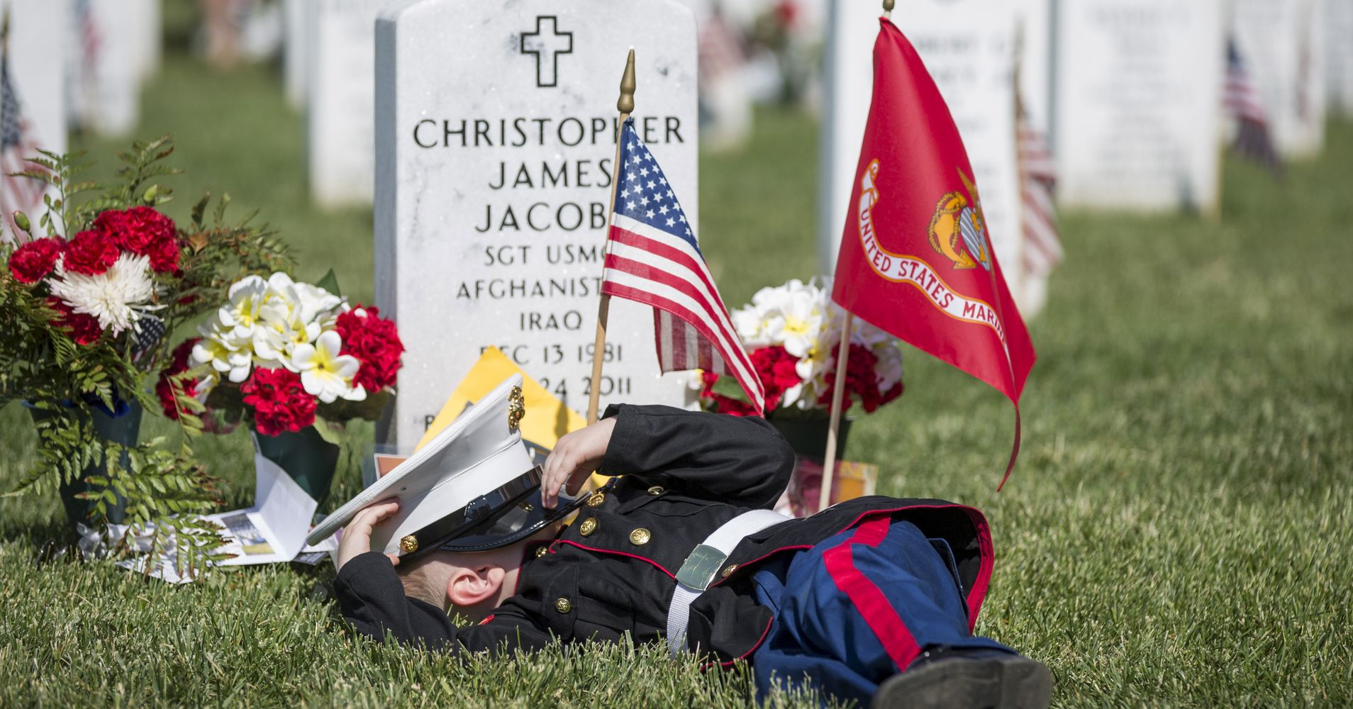 These Emotional Photos Show The Real Reason For Memorial ...