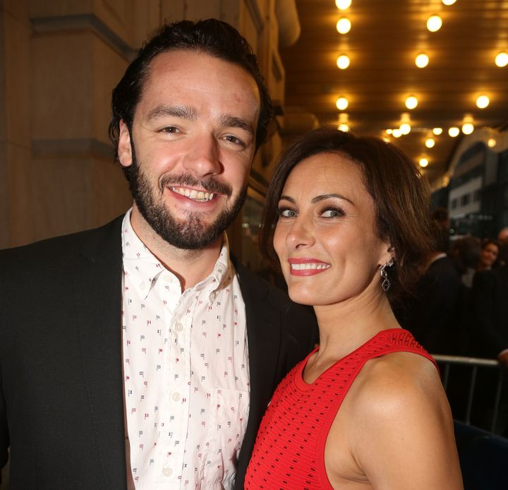 Benanti tied the knot with husband Patrick Brown in November 2015.