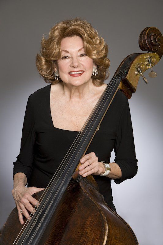 "Jane Little, a bassist who spent 71 years with the Atlanta Symphony Orchestra, died Sunday while performing ""There's No Busin"