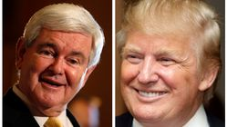Newt Gingrich's Sad Audition To Be Donald Trump's