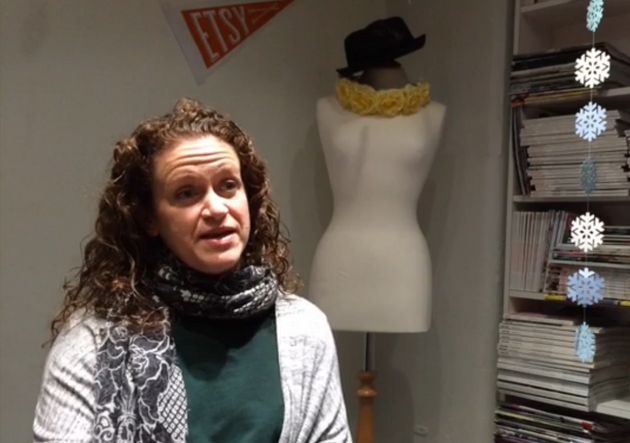 Nicole Vanderbilt says Etsy 'empowers' women