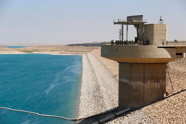 Dams are under similar risks across the world. Engineers say Mosul Dam, in Iraq, is dangerously close to failing.