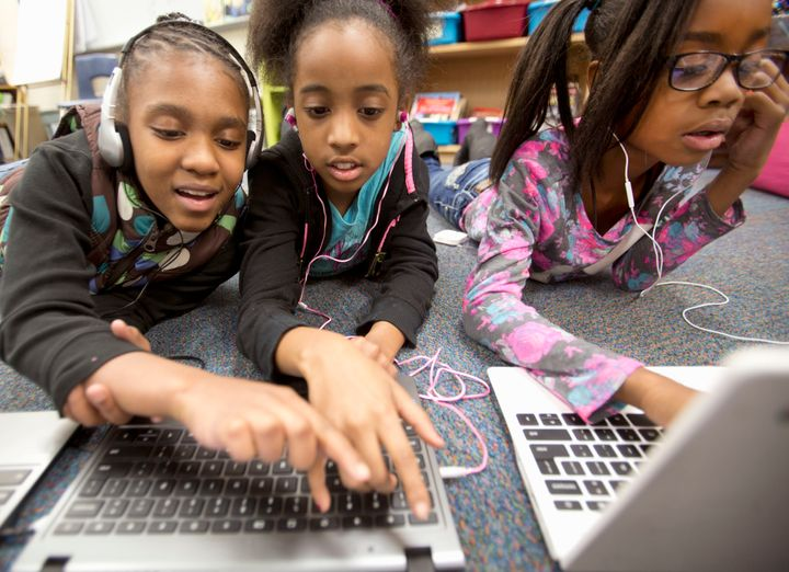 In the latest National Assessment for Educational Progress, eighth-grade girls outperformed their male peers in technolo