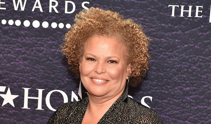 BET chief Debra Lee also tweets.