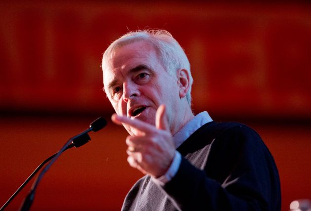 John McDonnell Warns Brexit Would Lead To More 'Tory