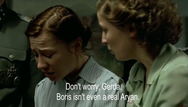 'Boris isn't even a real