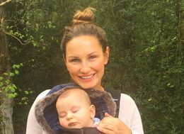 Sam Faiers Criticised For Carrying Baby Paul 'Incorrectly'