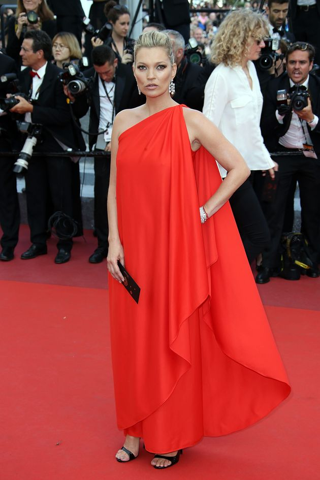 Cannes 2016: Kate Moss And Sister Lottie Had A Red Carpet