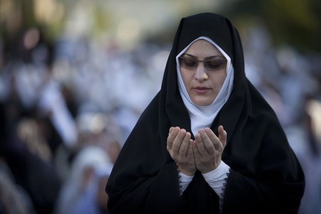Wearing the hijab has been compulsory since the 1979