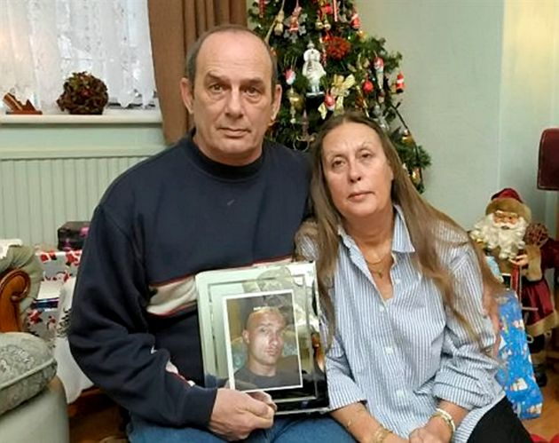 Jim and Pauline Green are relieved their son is alive but crestfallen that they are unable to contact