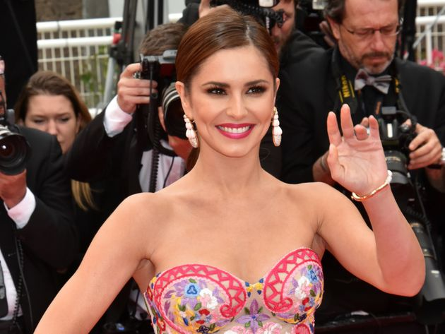Cheryl Shocks Fans With New Chest