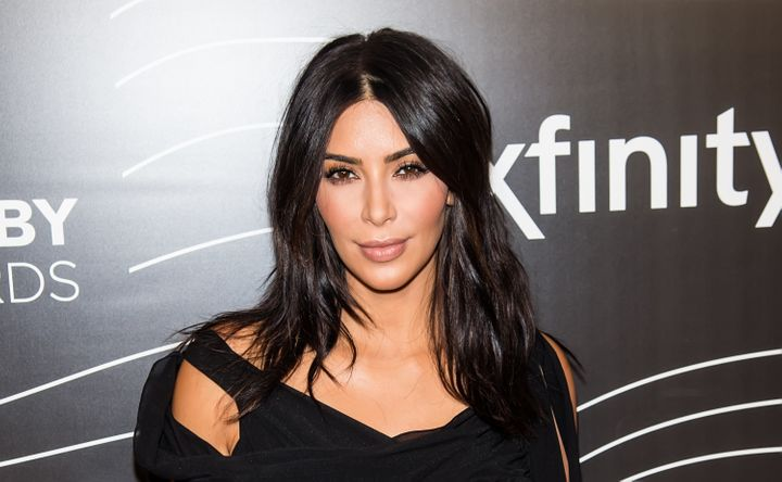 Break the Internet Award recipient, Kim Kardashian West attends The 20th Annual Webby Awards at Cipriani Wall Street on May 1