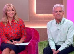 Holly Embarrasses Phil With Women's Clothing Revelation
