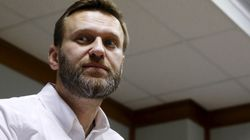 Russian Opposition Leader Navalny Attacked And Beaten In