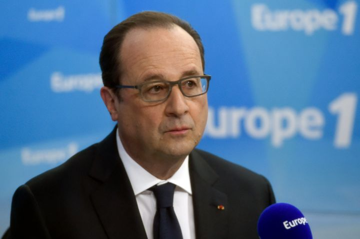 An international conference scheduled for late May will be postponed until June to ensure U.S. attendance,French Presid