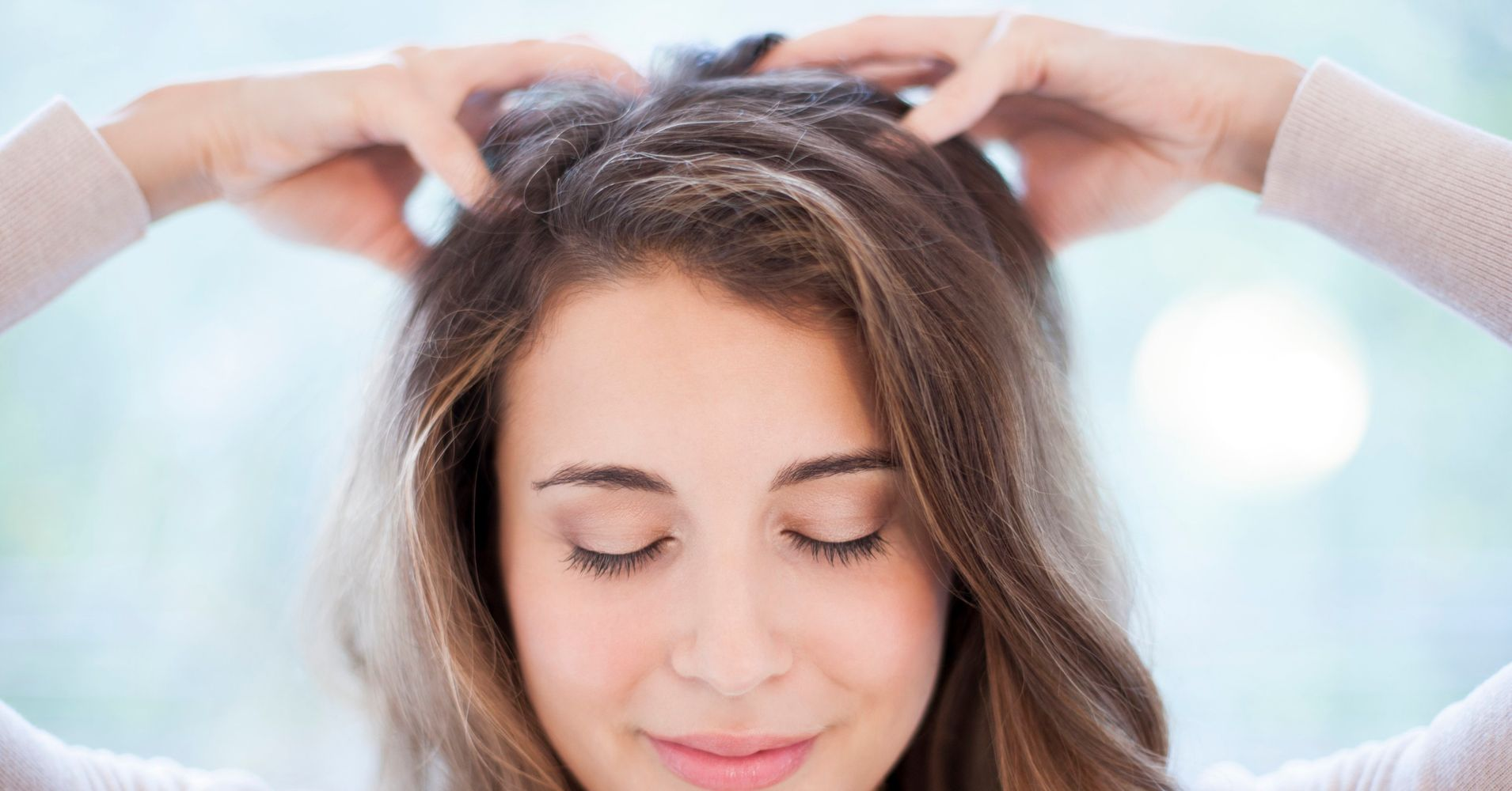「head massage by yourself」の画像検索結果
