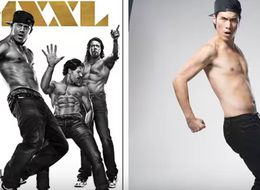 4 Men Get Photoshopped To Have 'Ideal' Bodies