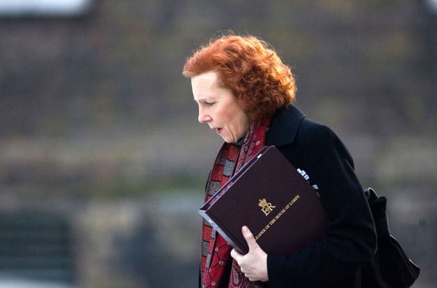 Former leader of the Lords Baroness