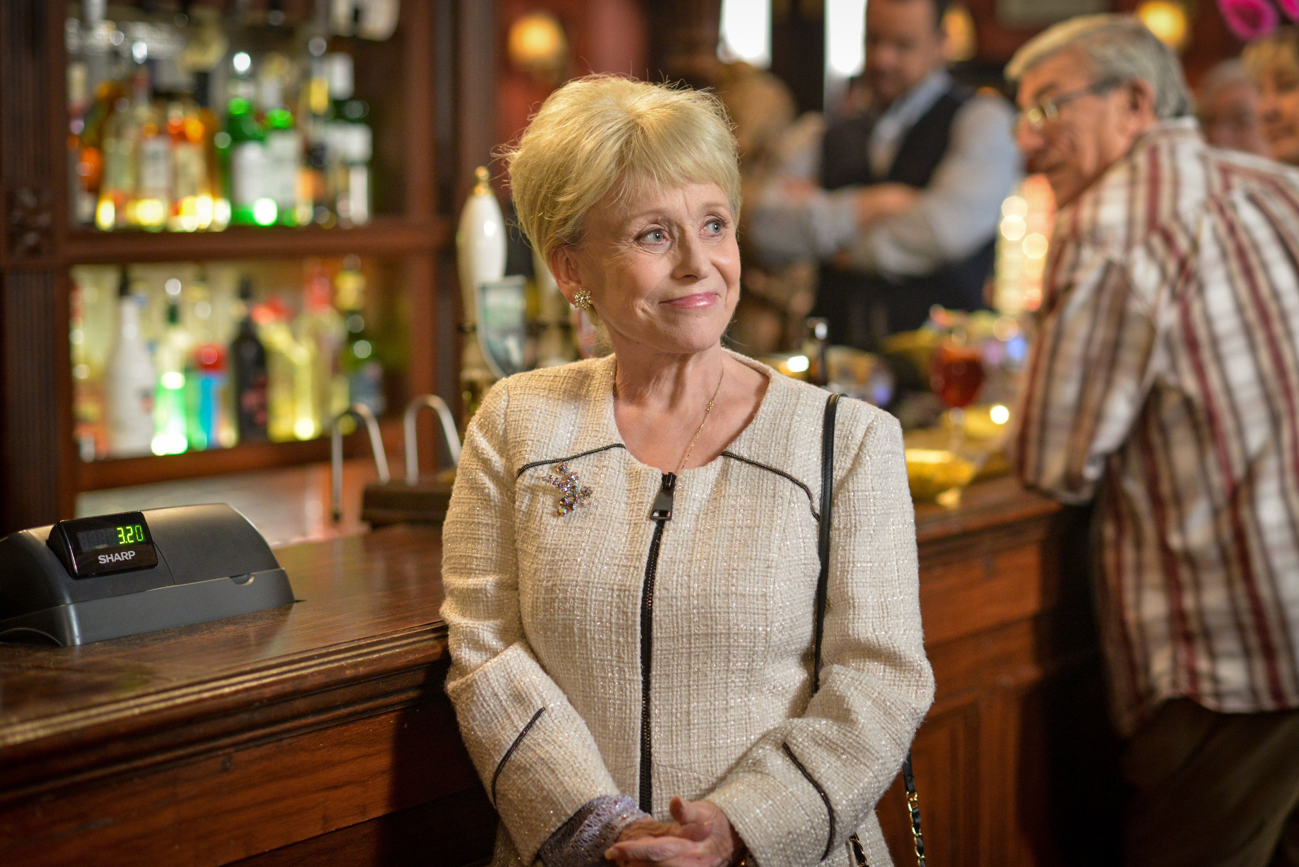 Barbara's final 'EastEnders' episode both delighted and devastated the