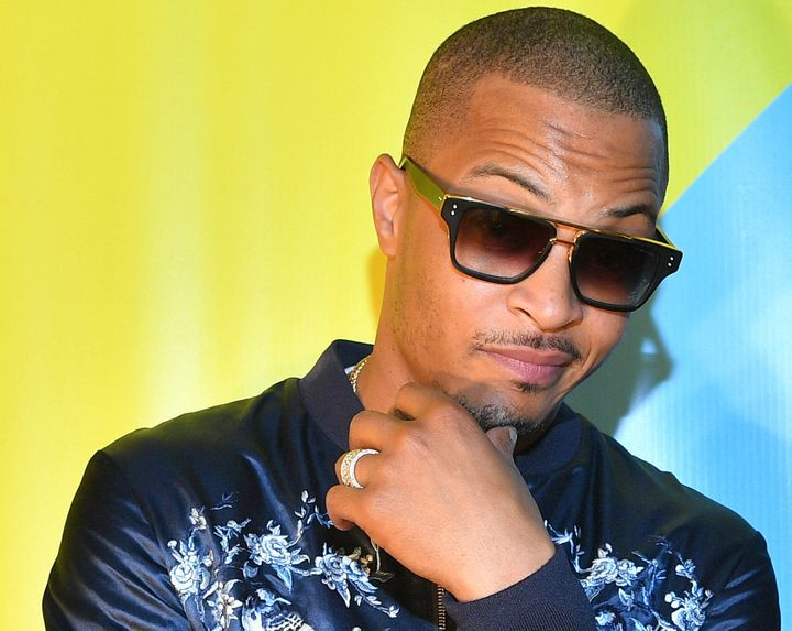 T.I. dishes details on his education challenge initiative.