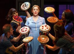 'Waitress' Star Finds Strength In The Female Narrative On Broadway