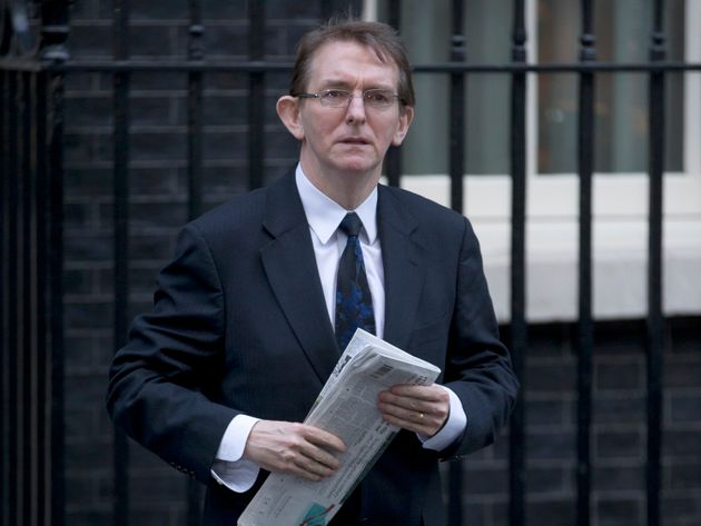 The Sun's editor-in-chief Tony Gallagher stood by the