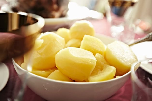Eating Lots Of Potatoes Linked To High Blood Pressure, Study