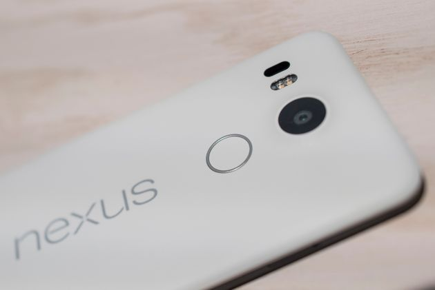 Google's Nexus 5X and 6P both support Android Pay with fingerprint