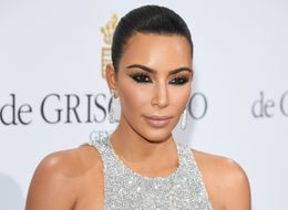 Kim Kardashian Ensured She Shone At Cannes