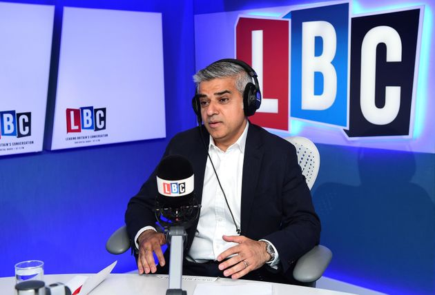 Sadiq Khan Says He Would Rather Be London Mayor Than Labour