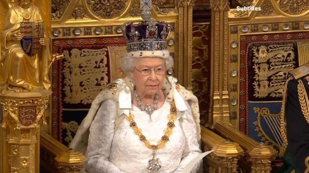 Woman In £1,000,000 Hat Tells Britain To 'Live Within Its
