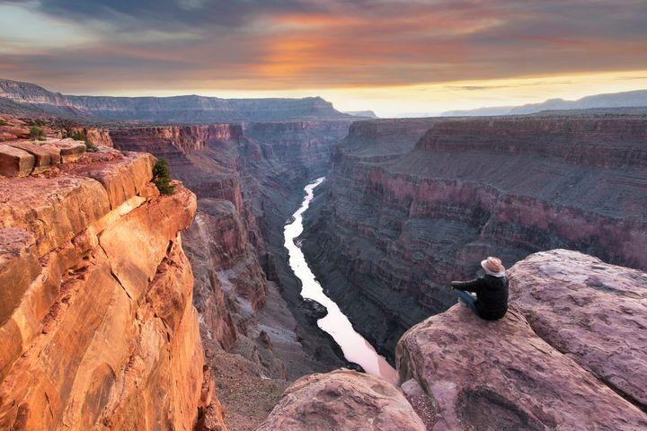 Toroweap Point, Grand Canyon North Rim