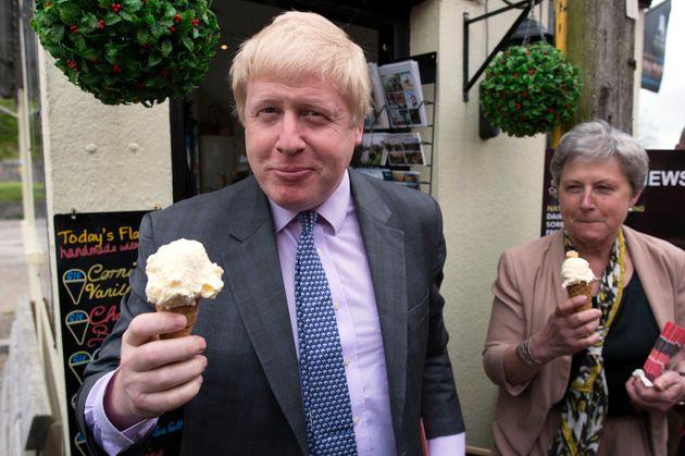 Boris Johnson on the Brexit campaign