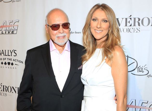 Rene managed Celine's career, as well as being her husband and father to her three