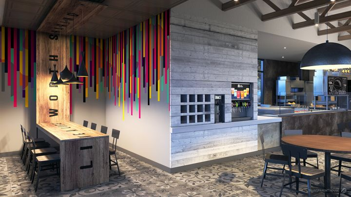 Taco bell is about to look a whole lot different soon