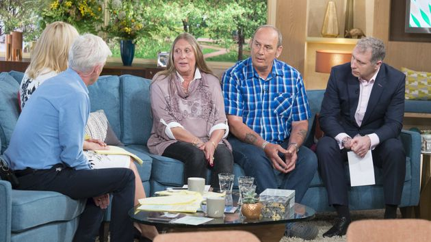 Pauline and Jim Green appeared on This Morning on Wednesday with new information about their