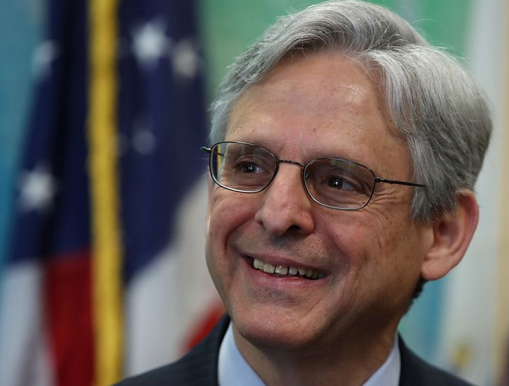 Supreme Court nominee Merrick Garland is still awaiting a hearing.