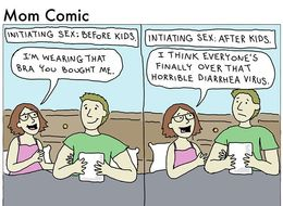 11 Comics That Capture The Reality Of Sex After Kids