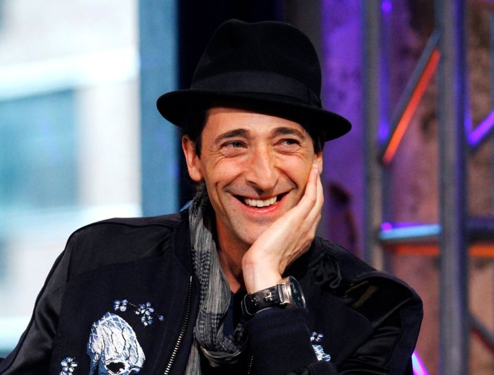 """Adrien Brody discusses""""Manhattan Night"""" during the AOL BUILD Speaker Series on May 16, 2016, in New York."""
