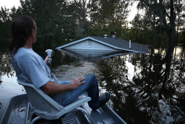 Floods struck South Carolina in 2015, caused in part by dam breaches.