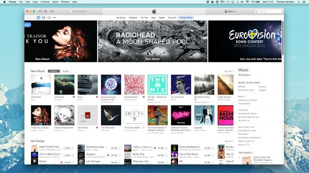 iTunes Deletes Man's Entire Music Collection, So Apple Flew Experts To His House To