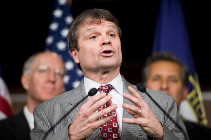 Reps. Mike Quigley (D-Ill.), pictured, and Scott Rigell (R-Va.) wanted to make it easier for members of the public to ac