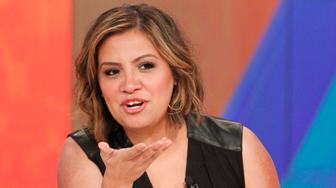 THE VIEW - Cristela Alonzo and Hannah Storm are the guest co-hosts today, Tuesday, April 21, 2015 on ABC's 'The View.'  Guests include Mo'Nique and Isaiah Washington and Dana Perino.   'The View' airs Monday-Friday (11:00 am-12:00 pm, ET) on the ABC Television Network.     (Photo by Lou Rocco/ABC via Getty Images)